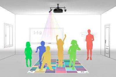 互动投影的主要原理是什么?