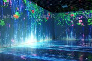 岳阳金茂洞庭生态创新城营销中心展厅